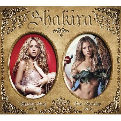 Shakira - Vol.1-2-Oral Fixation - Preis vom 27.03.2020 05:56:34 h