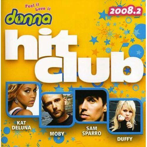 Various - Hitclub 2008/2 - Preis vom 16.04.2021 04:54:32 h