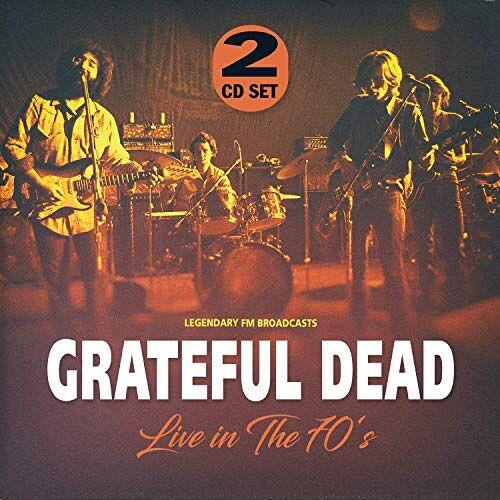 Grateful Dead - Live in the 70'S - Preis vom 18.01.2020 06:00:44 h
