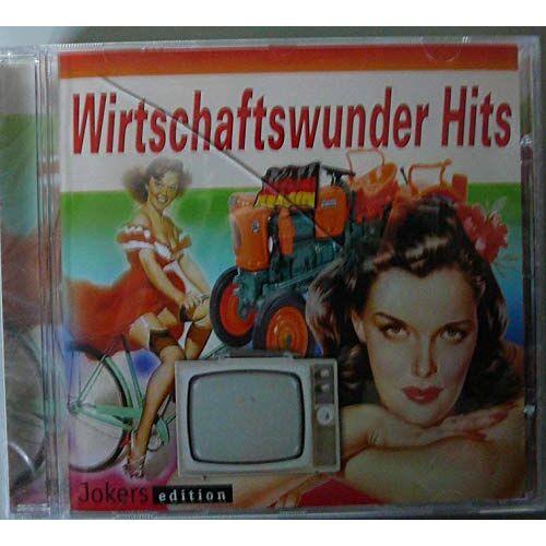 Various - Wirtschaftswunder Hits - Preis vom 10.05.2021 04:48:42 h
