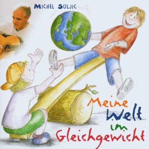 Michel Suljic - Meine Welt im Gleichgewicht - Preis vom 14.05.2021 04:51:20 h