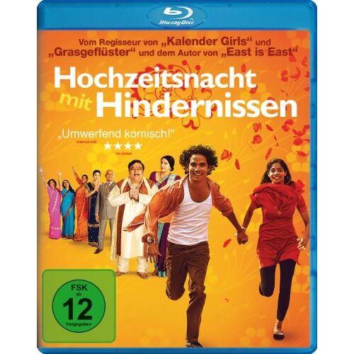 Nigel Cole - Hochzeitsnacht mit Hindernissen [Blu-ray] - Preis vom 17.02.2020 06:01:42 h