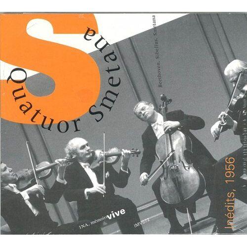 Quatuor Smetana - Beethoven/Sibelius/Smetan: Ine - Preis vom 25.02.2021 06:08:03 h