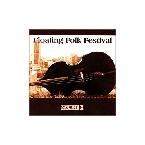 Va-Floating Folk Festival - Vol. 2-Floating Folk Festival - Preis vom 26.09.2020 04:48:19 h