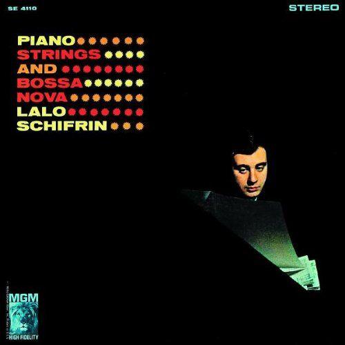 Lalo Schifrin - Piano Strings And Bossa Nova - Preis vom 26.02.2021 06:01:53 h