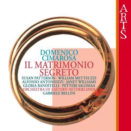 Ellini - Cimarosa:Il Matrimonio Segreto - Preis vom 28.02.2021 06:03:40 h