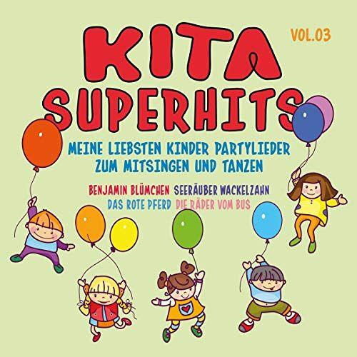 Various - Kita Superhits 3/Meine Liebsten Kinder Partylieder - Preis vom 23.02.2021 06:05:19 h