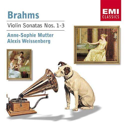 Anne-Sophie Mutter - Violinsonate 1-3 - Preis vom 07.05.2021 04:52:30 h
