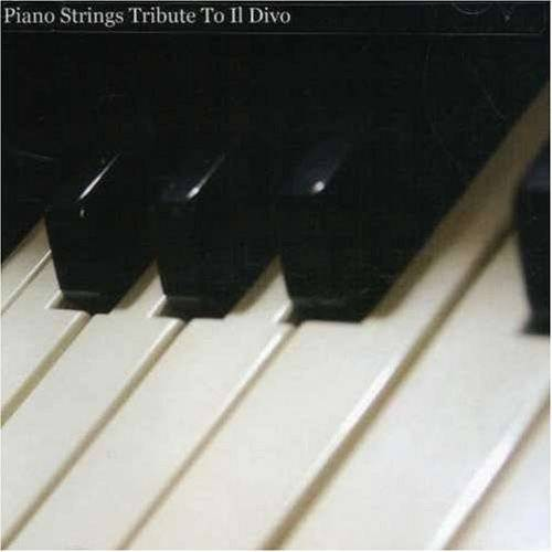 Tribute to Il Divo - Piano Strings Tribute - Preis vom 18.10.2020 04:52:00 h