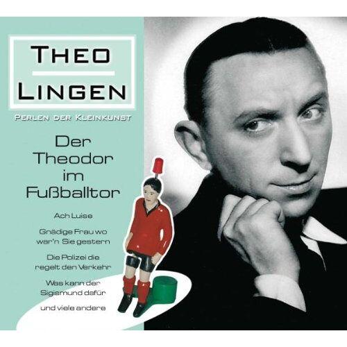 Theo Lingen - Der Theodor im Fußballtor - Preis vom 07.09.2020 04:53:03 h