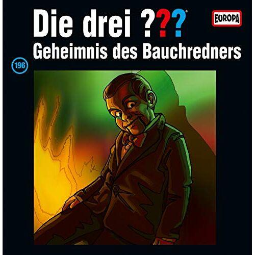 Die drei ??? - 196/Geheimnis des Bauchredners [Vinyl LP] - Preis vom 13.05.2021 04:51:36 h