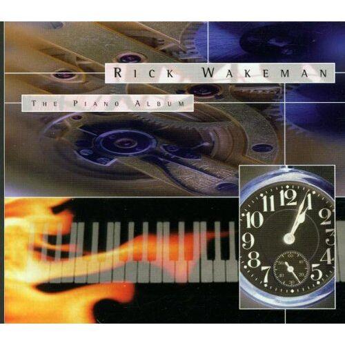Rick Wakeman - The Piano Album - Preis vom 11.04.2021 04:47:53 h