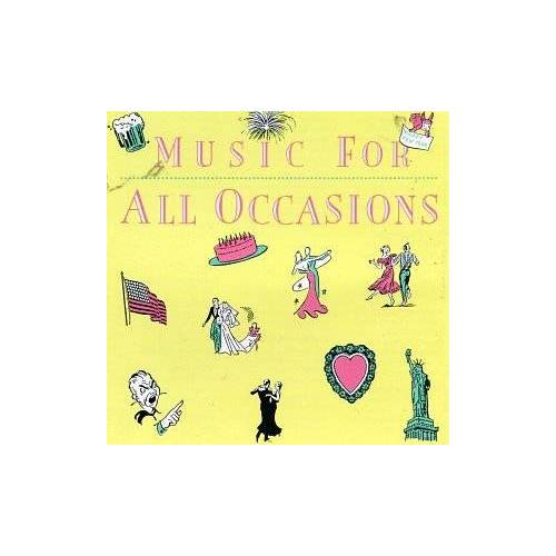 Va-Music for All Occasions - Music for All Occasions - Preis vom 05.09.2020 04:49:05 h