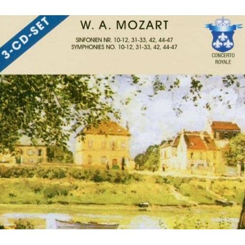 Mainzer Ko - Sinfonien Nr. 10, 12, 32, 42 - Preis vom 07.05.2021 04:52:30 h