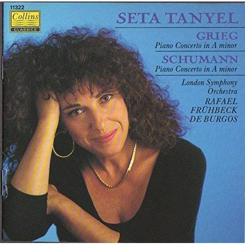 Tanyel - Grieg/Schumann Piano Concs. - Preis vom 20.10.2020 04:55:35 h