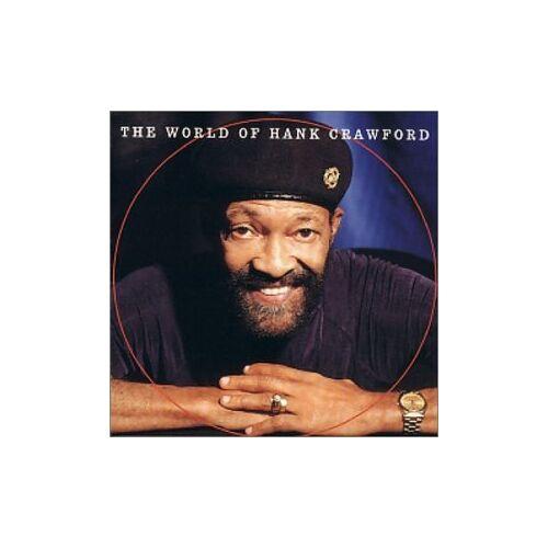 Hank Crawford - World of Hank Crawford - Preis vom 06.05.2021 04:54:26 h