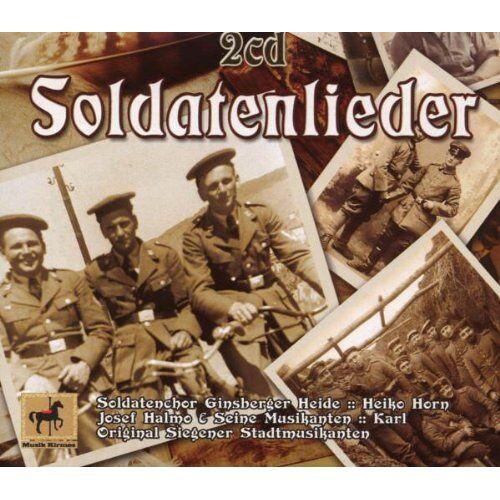 Soldatenchor Ginsberger Heide - Soldatenlieder - Preis vom 24.01.2020 06:02:04 h