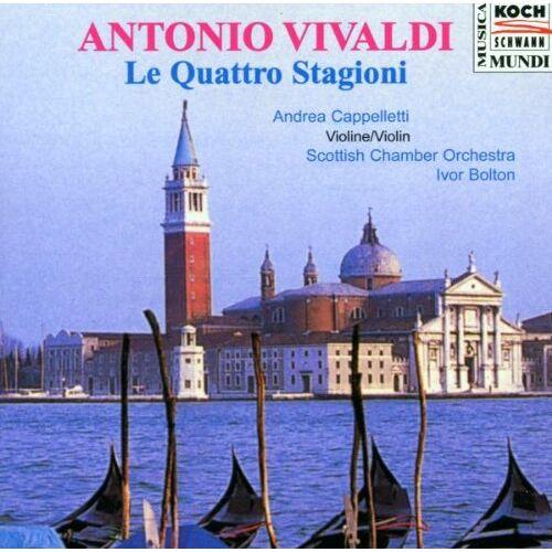 Andrea Cappelletti - Die Vier Jahreszeiten - Preis vom 20.01.2021 06:06:08 h