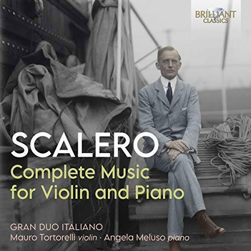 Gran Duo Italiano - Scalero:Complete Music for Violin and Piano - Preis vom 15.05.2021 04:43:31 h