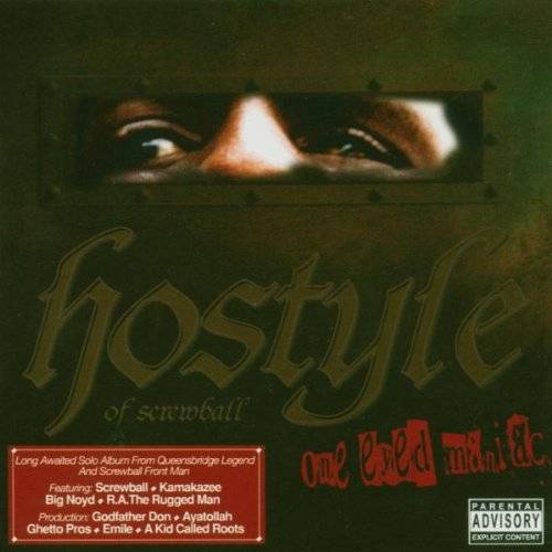 Hostyle (Screwball) - One Eyed Maniac - Preis vom 03.03.2021 05:50:10 h