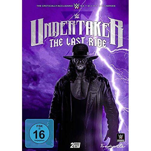 - WWE - Undertaker - The Last Ride [2 DVDs] - Preis vom 28.02.2021 06:03:40 h