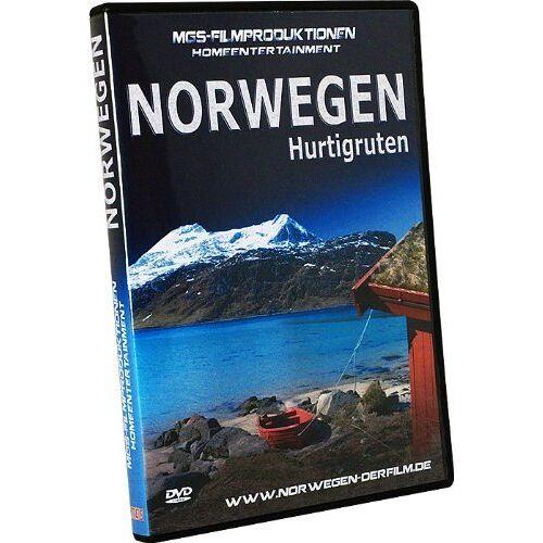 Michael Scharl - NORWEGEN - der Film: eine Reise durch Südnorwegen, Fjordnorwegen und mit der Hurtigruten - Preis vom 18.11.2019 05:56:55 h