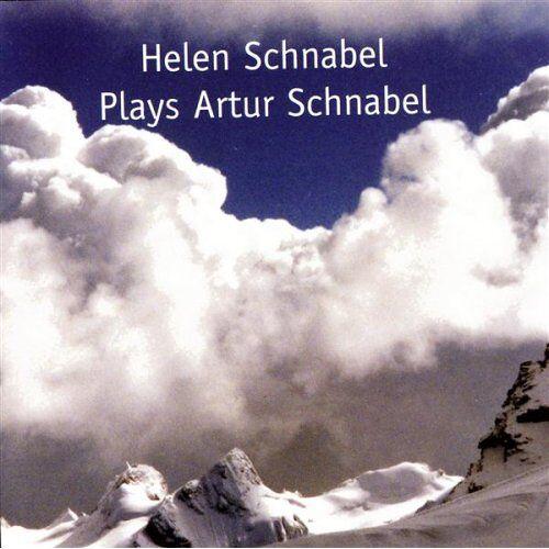 - Helen Schnabel Plays Artur Schnabel - Preis vom 15.01.2021 06:07:28 h