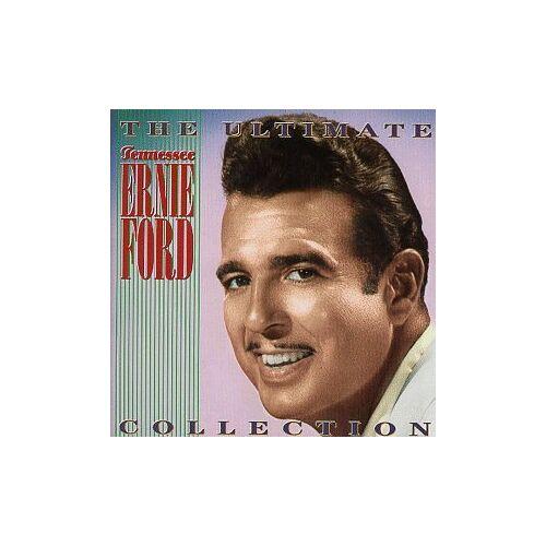 Tennessee Ernie Ford - Ultimate Tennessee Ernie Coll - Preis vom 16.04.2021 04:54:32 h