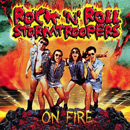 Rock'N'Roll Stormtroopers - On Fire - Preis vom 08.08.2020 04:51:58 h