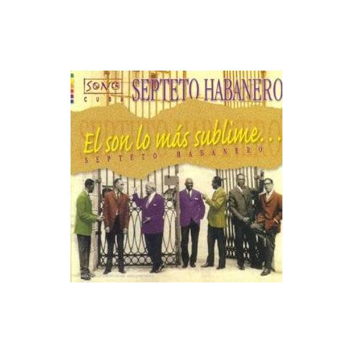 Septeto Habanero - Son Lo Mas Sublime - Preis vom 12.05.2021 04:50:50 h
