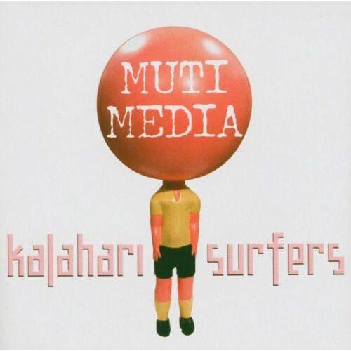 Kalahari Surfers - Muti Media - Preis vom 03.09.2020 04:54:11 h