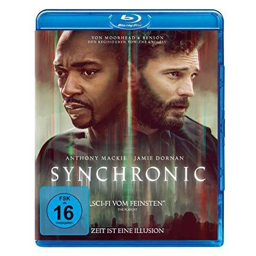 Aaron Moorhead - Synchronic [Blu-ray] - Preis vom 07.05.2021 04:52:30 h