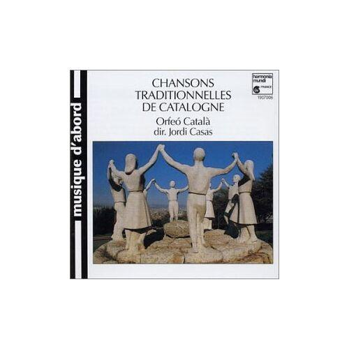 Orfeo Catala - Chansons Trad.de Catalogne - Preis vom 05.09.2020 04:49:05 h
