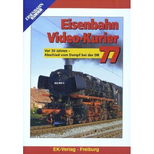 - Eisenbahn Video-Kurier 77 - Vor 30 Jahren: Abschied vom Dampf bei der DB - Preis vom 12.05.2021 04:50:50 h