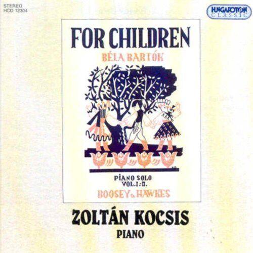 Zoltan Kocsis - For Children - Preis vom 22.01.2021 05:57:24 h