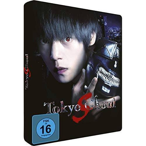 Kazuhiko HIramaki - Tokyo Ghoul: S - The Movie 2 - [Blu-ray] Steelcase - Preis vom 12.05.2021 04:50:50 h