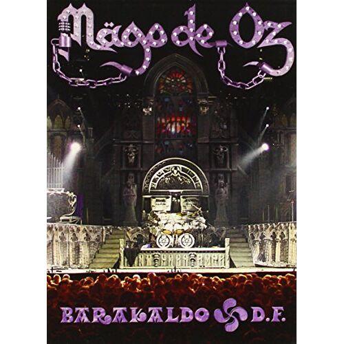 Mägo de Oz - Barakaldo d.F.(CD+Dvd) - Preis vom 27.03.2020 05:56:34 h