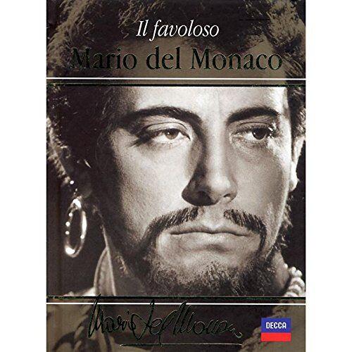 Mario Del Monaco - Mario Del Monaco Box - Preis vom 06.09.2020 04:54:28 h