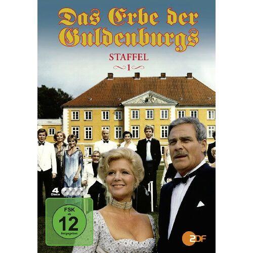 Gero Erhardt - Das Erbe der Guldenburgs - Staffel 1 (Jumbo Amaray - 4 DVDs) - Preis vom 05.09.2020 04:49:05 h