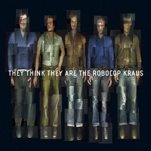 the Robocop Kraus - They Think They Are the Robocop Kraus [Vinyl LP] - Preis vom 16.04.2021 04:54:32 h