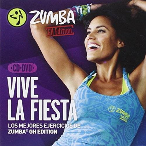 Zumba Fitness 2013 - Vive la Fiesta - Preis vom 31.03.2020 04:56:10 h