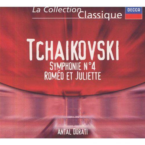 Tchaikovsky - Tchaikovski/Sinf.4/Romeo - Preis vom 20.10.2020 04:55:35 h