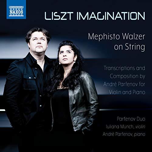 Parfenov Duo - Liszt Imagination - Preis vom 27.02.2021 06:04:24 h