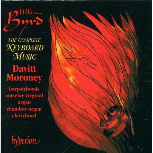 Davitt Moroney - The Complete Keybord Music - Preis vom 06.12.2019 06:03:57 h