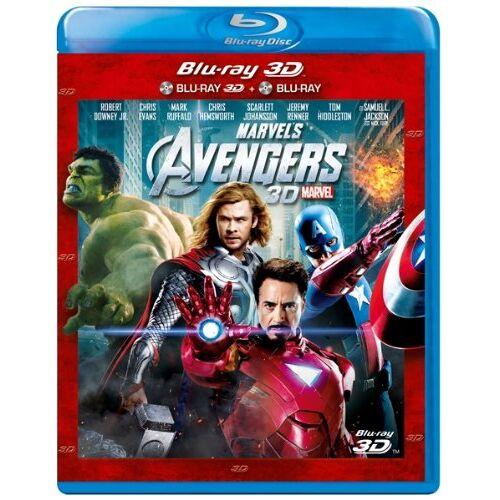 - Avengers - 3d + 2d [Blu-ray] - Preis vom 26.03.2020 05:53:05 h