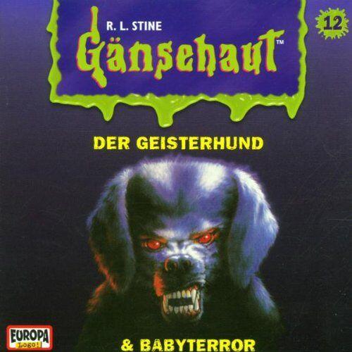 Gänsehaut 12 - Gänsehaut - Folge 12: Der Geisterhund - Preis vom 18.04.2021 04:52:10 h