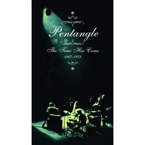 Pentangle - The Time Has Come 1967-1973 - Preis vom 05.05.2021 04:54:13 h