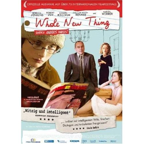Amnon Buchbinder - Whole New Thing - einfach anders anders! (OmU) - Preis vom 31.03.2020 04:56:10 h