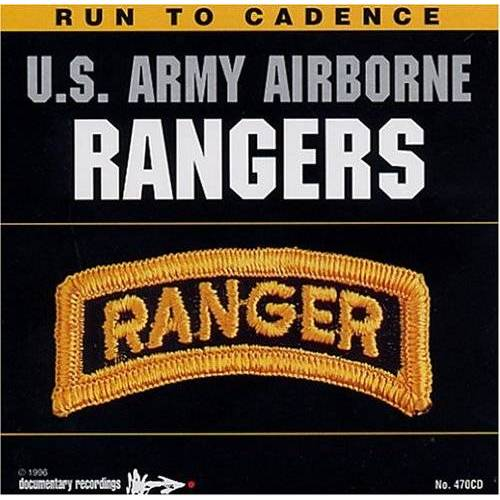 U.S. Army Airborne Rangers - Run To Cadence W/ The U.S. Army Airborne Rangers (US Import) - Preis vom 25.02.2021 06:08:03 h