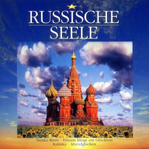 Various - Russische Seelen - Preis vom 12.05.2021 04:50:50 h